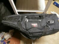 New Alto Sax pafded gig bag with back strap