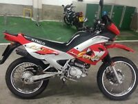 are you looking a relaible comfortable trails bike have a look yamaha dt 125