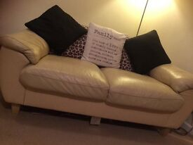Two 2seater sofas