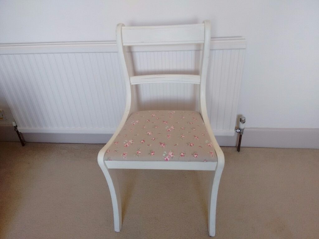 Shabby Chic Bedroom Chair Shabby Chic Bedroom Chair In Bournemouth Dorset Gumtree