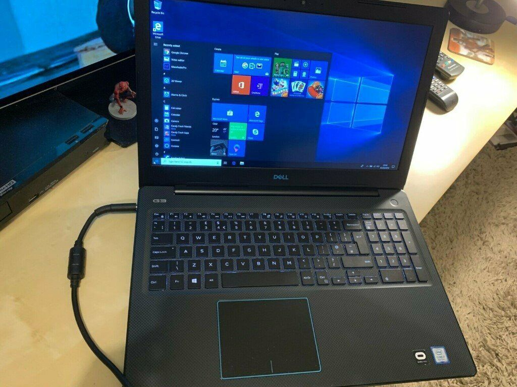 Dell G3 15 FHD Gaming i7 8TH GEN 6 CORE 6GB GTX 1060 1TB /128GB B/L KB  BIOMETRIC | in Birmingham City Centre, West Midlands | Gumtree