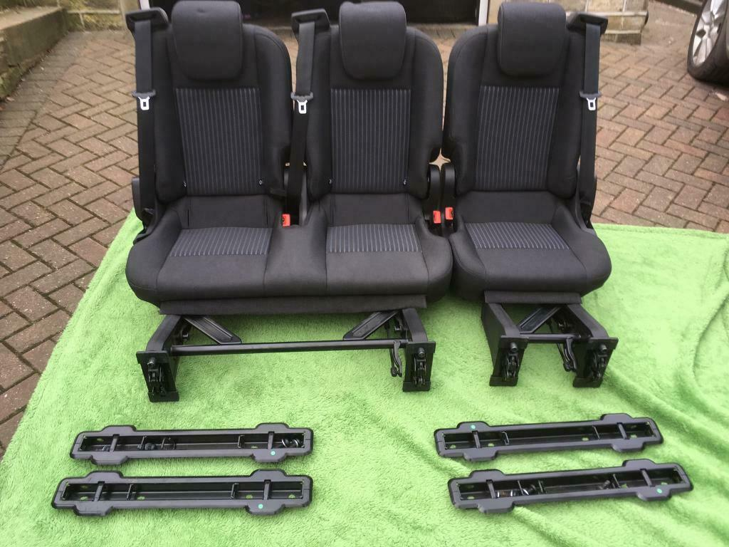 Ford Transit Custom Rear Seats In Holmfirth West