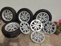 Alloy Wheels for Toyota Prius / Prius Plus 16''