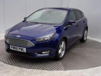 Ford Focus TITANIUM (blue) 2017-02-20