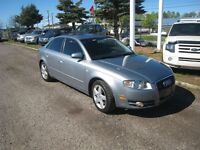 2006 Audi A4 2.0T/ LOADED/ LEATHER/ SUNROOF/ ONLY125K