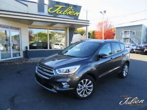 2017 Ford Escape Titanium AWD CUIR TOIT NAV CAMERA
