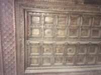 Indian Wooden Antique Door