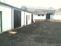 Available now a spacious studio Workshop unit garage or office space to rent - Bills Included