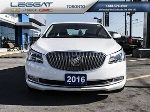 2016 Buick LaCrosse LEATHER | BLUETOOTH | CAMERA | 18 INCH ALUMI