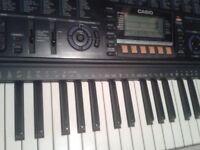 Casio CTK-611 electronic keyboard