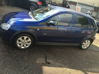 Vauxhall Corsa 1.2 SXI 5dr 2004 runs perfectly & decent price