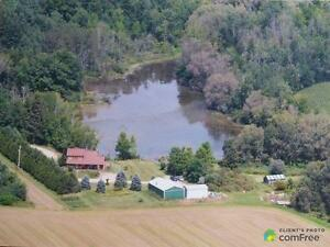 $1,098,500 - Acreage / Hobby Farm / Ranch for sale in Embro