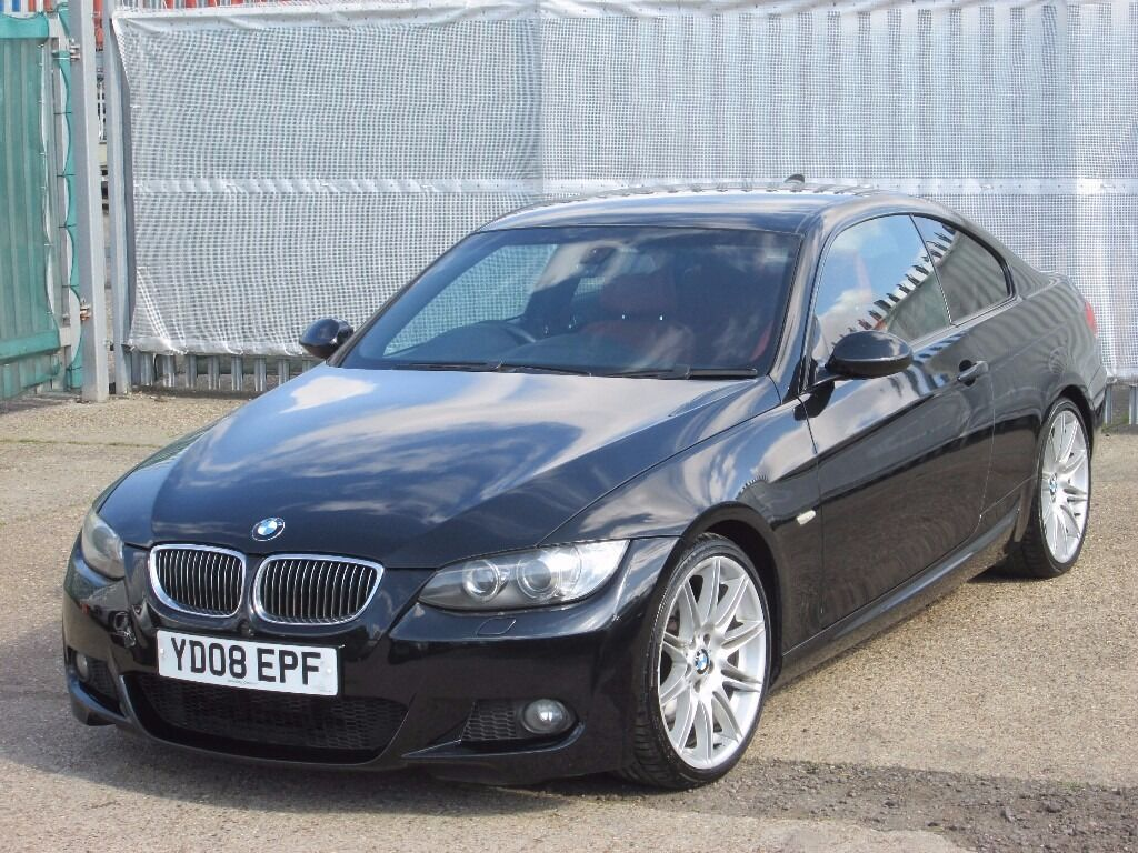 2008 08 reg coupe bmw 3 series 3 0 325i m sport 2dr - Bmw 3 series m sport coupe ...