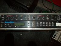 quadraverb effects unit , very good condition working fine,