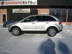 2010 Lincoln MKX NAV AWD HEATED LEATHER