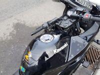 Kawasaki Ninja 250 2011 - £1600