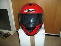 nitro fiber glass helmet xl 62