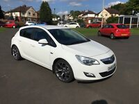 Vauxhall Astra 1.4 5dr long Mot and Full service history