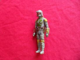Star Wars original Boba Fet from 1979.