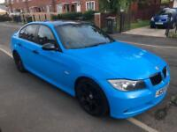 BMW 320d msport. Full service history. Drives mint and looks the part. Offers at 5k