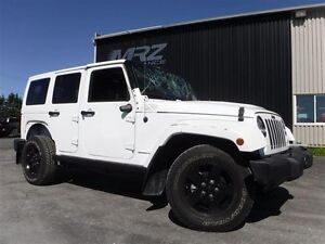 2015 Jeep Wrangler Unlimited X GAMES EDITION - FULL - Cuir - GPS
