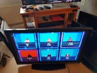 """Sharp 40"""" LCD Television 2 HDMI USB Port £125 No Offers Can Deliver Within Reason"""