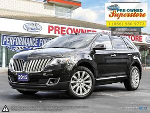 2015 Lincoln MKX ***LEATHER/NAV/AWD***