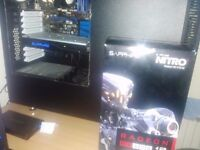 AMD Sapphire Radeon NITRO+ OC RX470