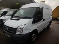 FORD TRANSIT MWB 60 PLATE 2010 129K MILES GREAT RUNNER DRIVES LOVELY FINANCE AVAILABLE £4800 + VAT