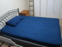 Double bedroom to rent in a two bedroom house