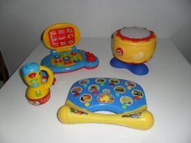 bundle of pre-school toys