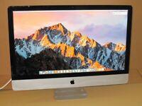 Apple iMac 27' 3.2Ghz Core i3 8GB Ram 1TB HDD Logic Pro Sibelius Plugin AllianceMelodyne Fab Filter