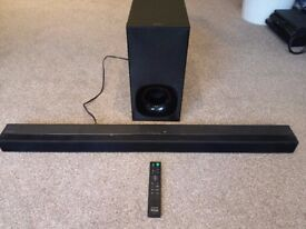 SONY HT-CT80 2.1 Sound Bar
