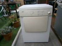 BOSCH TUMBLE DRYER 6 KG LOAD