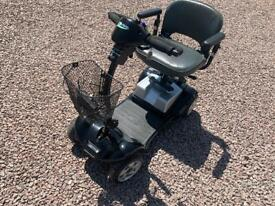 Kymco mobility boot scooter full working order