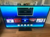 "70"" Sharp Aquos Smart 3D WiFi 1080p LED TV with Freeview HD"