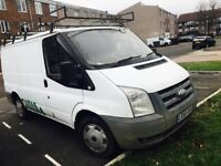 56 plate ford transit tax and mot
