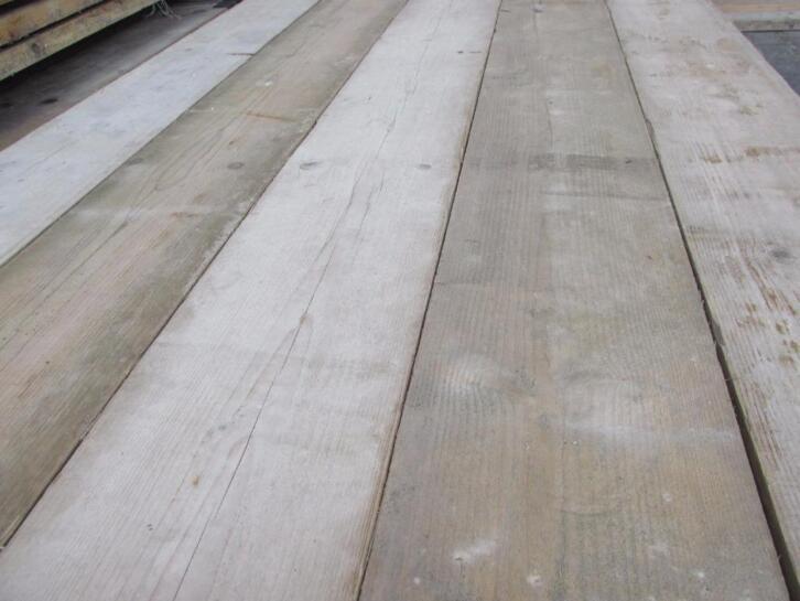 Actie! super goedkoop steigerhout kopen steigerplanken droog