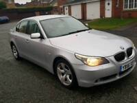 2007 bme 530d se automatic with full servic ej history 12 stamps full mot faultless