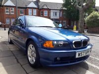Bmw 323ci low mil. 1 owner from new