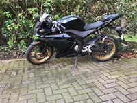 Yamaha yzfr 125