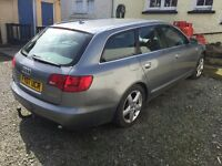 AUDI A6 2L TDI FOR SALE