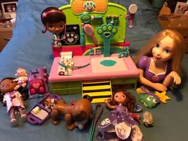 Disney toy bundle