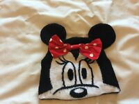 Girl's Minnie Mouse Hat