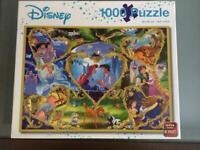 Disney Jigsaw - 1000 pieces