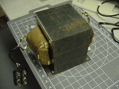 Hurco 002-2910-001 Servo Power Transformer Free U.s. Shipping