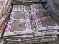 Ballast in bags only £2.50 each