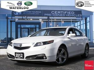 2012 Acura TL AWD Tech Pack