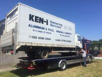 Breakdown recovery service 24hrs