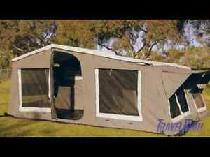 TRAVELMAX Campertrailer Doubleview Stirling Area Preview